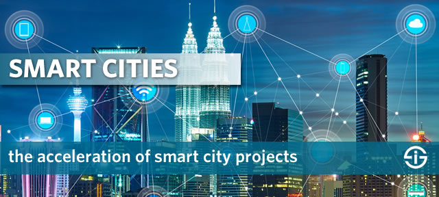Smart cities - smart city project acceleration