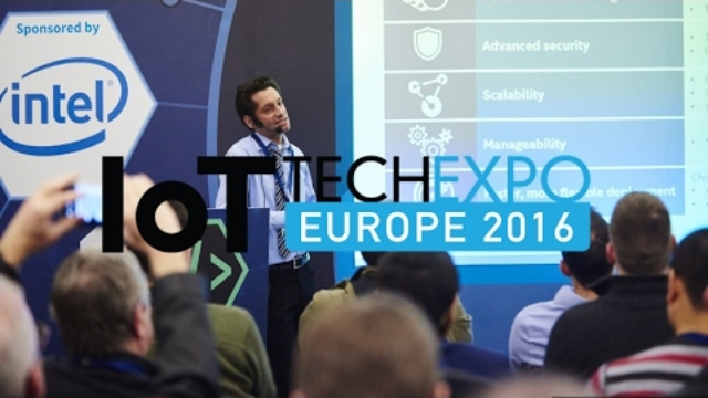 Highlights from IoT Tech Expo Europe 2016
