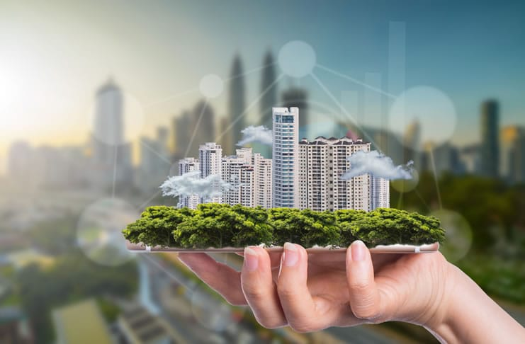 Future smart cities: tackling the right challenges in a holistic smart context